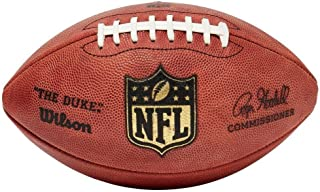 NFL Wilson Duke Official Game Football
