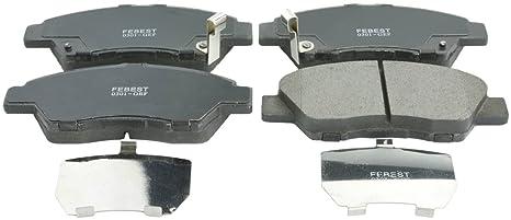45022TF0G02 DISC BRAKE PAD SET FR AN 376WK 45022 S7A 0 45022 A