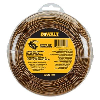 DEWALT DWO1DT802 String Trimmer Line