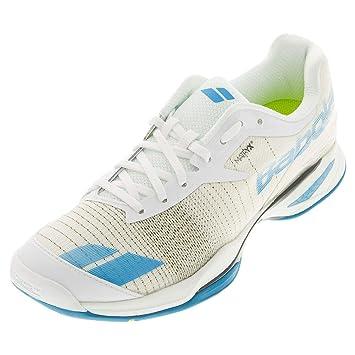 Babolat Jet All Court Shoe Men White: Amazon.es: Zapatos y ...