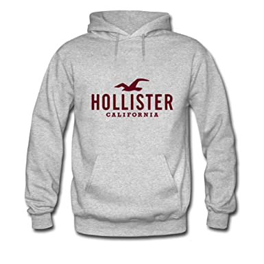 Hollister Graphic Logo For Mens Hoodies Sweatshirts Pullover Outlet: Amazon.es: Ropa y accesorios