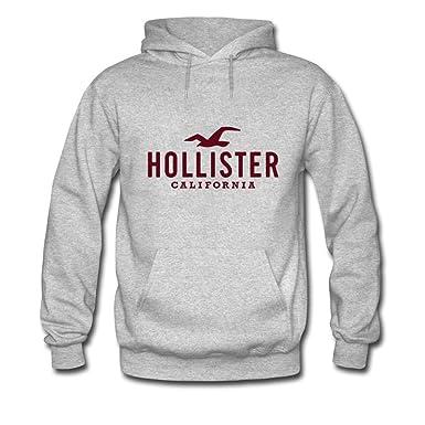 Hollister Graphic Logo For Mens Hoodies Sweatshirts Pullover Outlet: Amazon.es: Ropa y accesorios