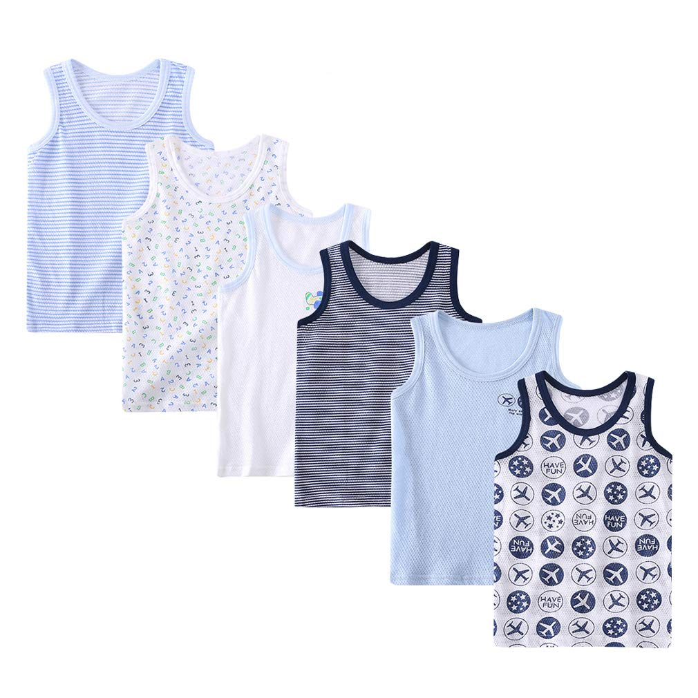 48094c861b9126 Coodebear baby boys girls pack pastel tank top cartoon sleeveless cotton  clothing jpg 1010x1010 Sleeveless pastel