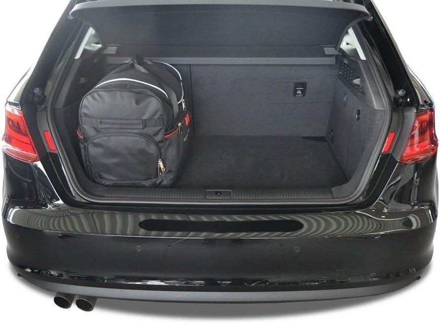 Kjust Dedizierte Reisetaschen 3 Stk Set Kompatibel Mit Audi A3 8v 2012 2020 Auto