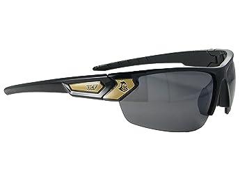 Central Florida caballeros negro oro Mens deporte gafas de ...