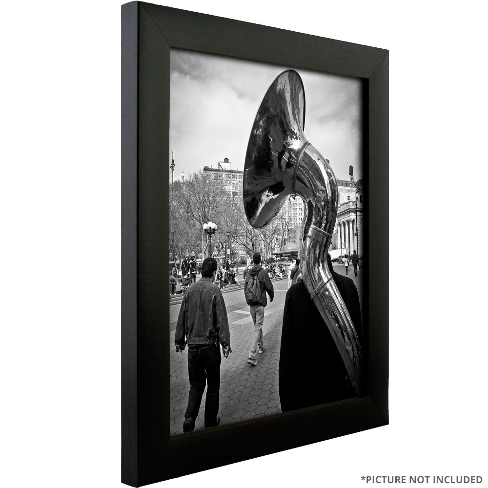 Amazon craig frames 1wb3bk 6 by 9 inch picture frame smooth amazon craig frames 1wb3bk 6 by 9 inch picture frame smooth wrap finish 1 inch wide black poster frames jeuxipadfo Gallery
