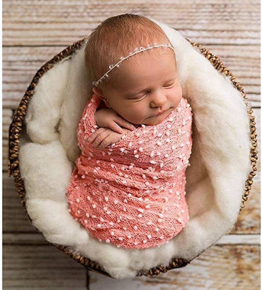 Matissa Neugeborenes Baby//Boy Mohair Wickel Swaddle Decke Fotografie Prop