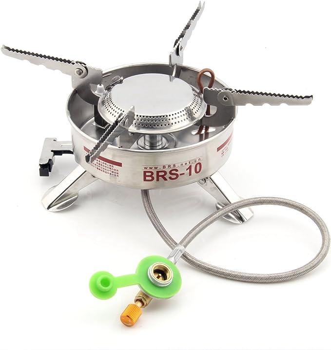 Brs-10 cuisson cuisinière Réchaud de camping Grande Blaze ...