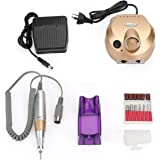Areyourshop Electric Manicure Drills Pedicure File Kit Nail Care Accessories Polish Machine 30000RPM Pro