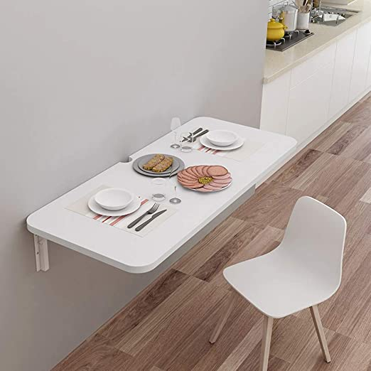 Mesa Plegable De Pared-Mesa De Pared Abatible, Cocina De Pared ...