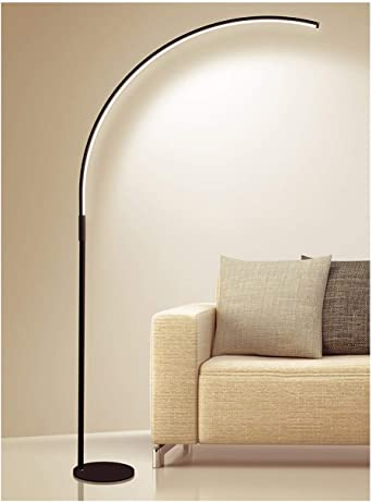 WB_L Lámparas de pie Lámpara de pie LED Lámpara de pie moderna ...