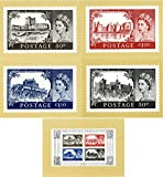 Castles PHQ Cards Royal Mail Number D28