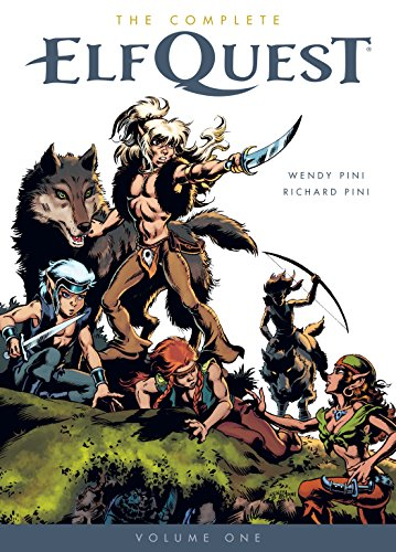 Cover of Elfquest