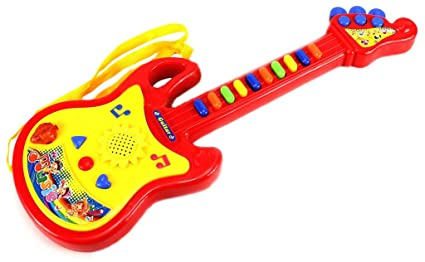 Buy Tickles Musical Guitar Electronical Kids Boy Girl Birthday Gift 45 Cm Online At Low Prices In India