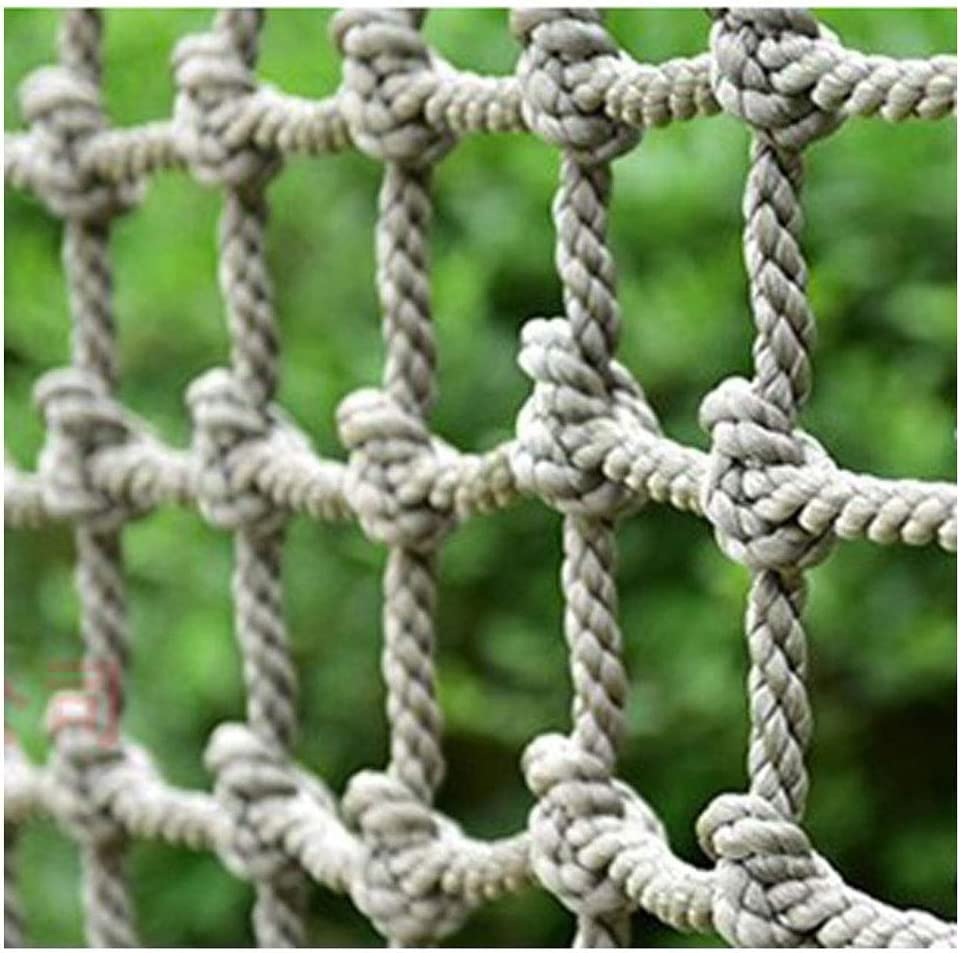 Climbing Cargo Net Outdoor Indoor Heavy Duty Rope Ladder Nets For Obstacle Course Playground For Backyard Swingset Garden Play 9048 Inch flouris Climbing Net For Kids
