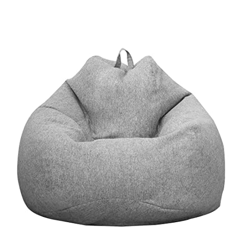 Super Amazon Com Sofas Bean Bags Portable Cuddle Chair Washable Squirreltailoven Fun Painted Chair Ideas Images Squirreltailovenorg