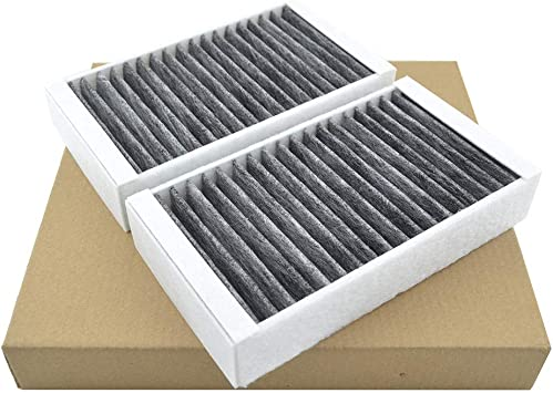 Bi-Trust XDC00005 Cabin Air Filter for 2015 2016 2017 BMW X4 L4 2.0 L6 3.0 2009 2010 2011 2012 2013 2014 2015 2016 2017 X3 L4 2.0 L6 2.5 3.0