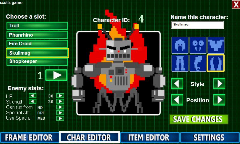 Amazon com: 8-Bit RPG Creator [Download]: Video Games