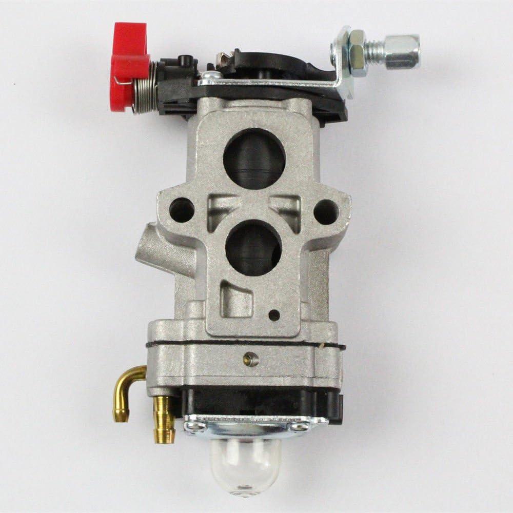 Carburetor /& Fuel line Kit F Walbro WYA-79 Husqvarna 350BT 150BT Backpack Blower
