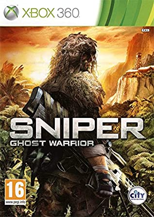 Sniper Ghost Warrior (Xbox 360): Amazon co uk: PC & Video Games