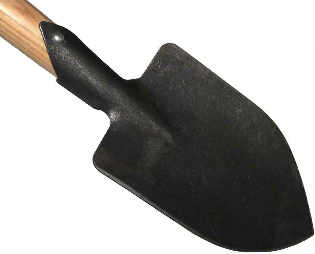 DeWit Junior Kid's Pointed Spade with T-Handle