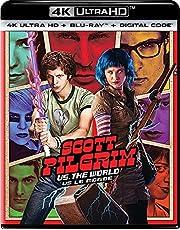 Scott Pilgrim vs. The World - 4K Ultra HD + Blu-ray + Digital