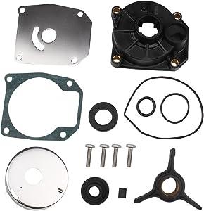Water Pump Repair Kit for Johnson Evinrude 40-50 HP 438592, 1995&UP