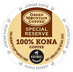Green Mountain Special Reserve