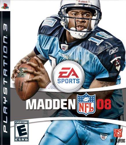 Madden NFL 08 - Playstation 3