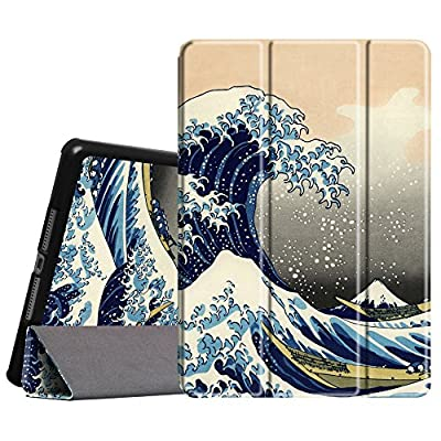 Fintie iPad Air Case - Ultra Slim Lightweight Stand Smart Cover with Auto Sleep/Wake Feature for Apple iPad Air 2013 Model