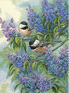 Amazoncom Dimensions Needlecrafts Counted Cross Stitch Roses On
