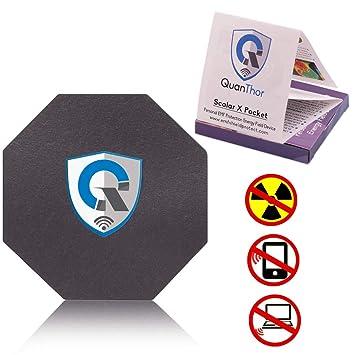 Dispositivo de Protección de EMF Campo de Energía Personal Protección en Áreas de Influencia Geopática. PREMIO Internacional ORO Protector Anti Radiación, ...