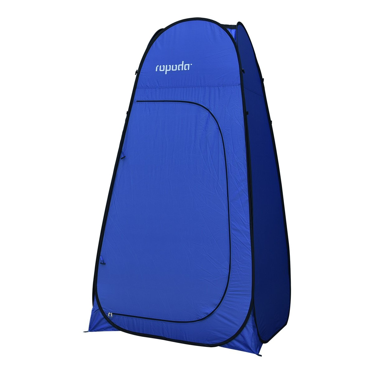 ropoda Outdoor Changing Room Portable Waterproof Shower Tents Camping Shower/Toilet with Carry Bag (blue) by MECY