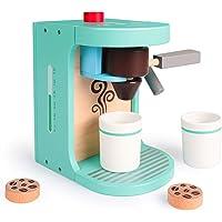 Juguete para máquina de café de Madera, Juguete