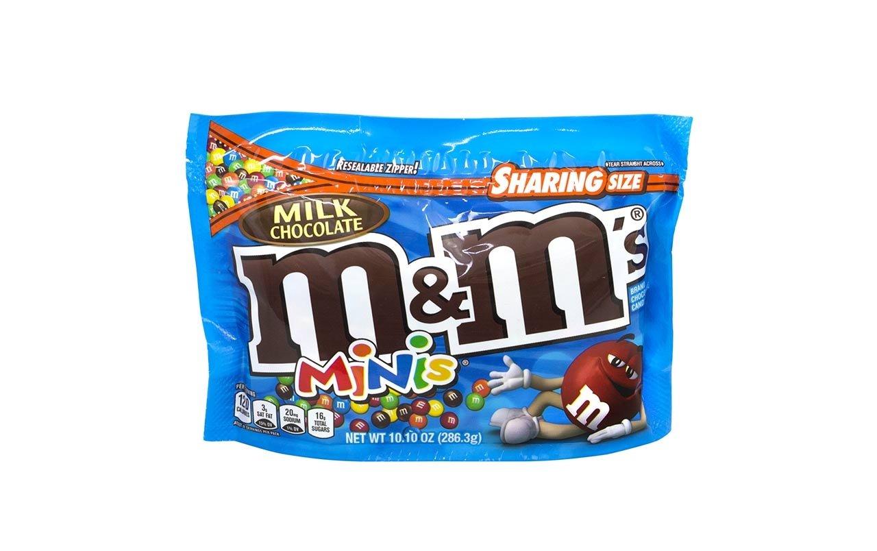 M&Ms Minis Chocolate con leche: Amazon.com: Grocery ...