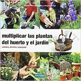 Multiplicar Las Plantas Del Huerto Y El Jardín: Siembra, División, Esquejado por Brigitte Lapouge-déjean epub