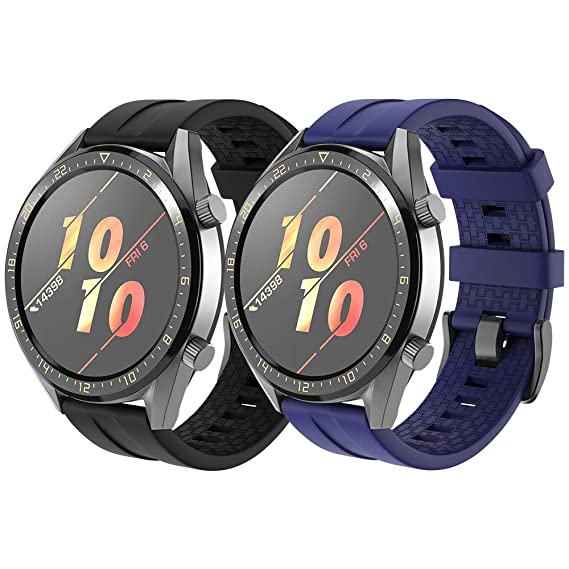 Correa para Huawei Watch GT 2/Huawei Watch GT Fashion/Sport/Active ...