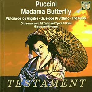 Puccini: Madama Butterfly (Recorded 1955)