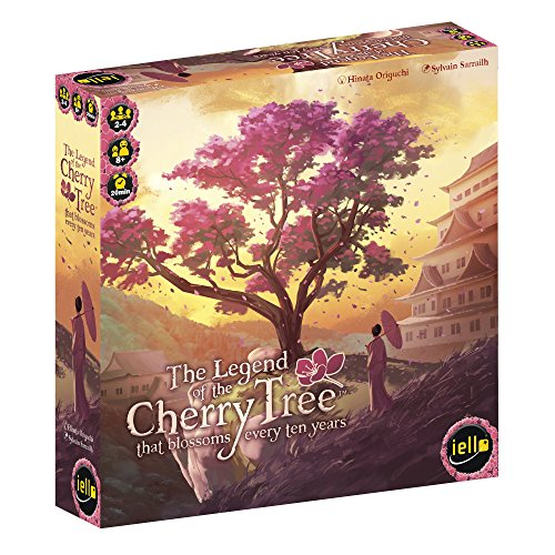 IELLO The Legend of The Cherry Tree...Light Strategy ()