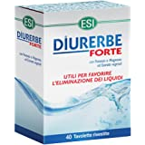 ESI Diurerbe Forte 40 Tavolette X Eliminazione Liquidi Eccesso MagnESIo Potassio