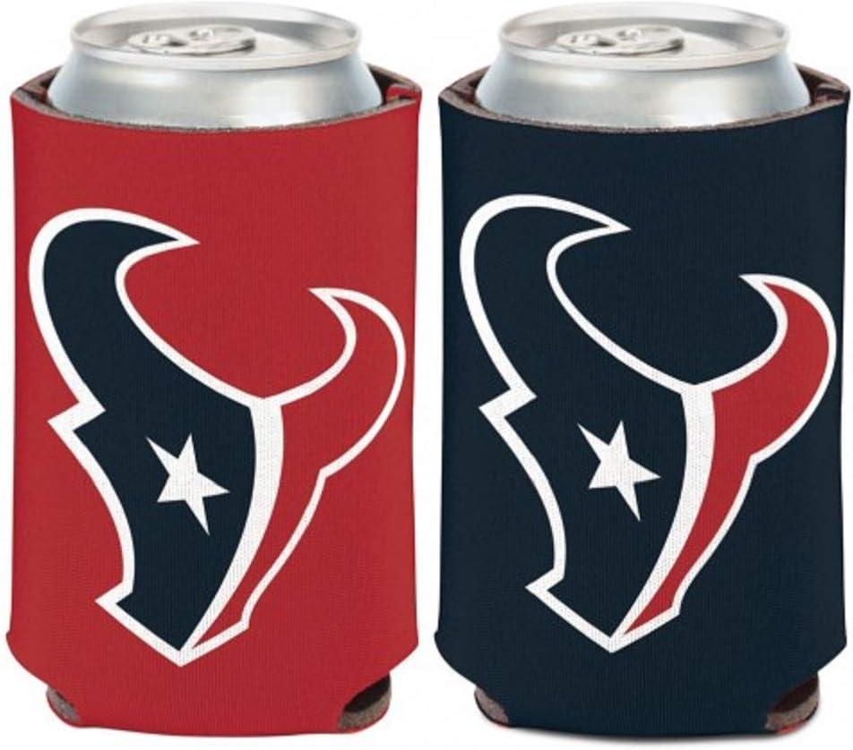 WinCraft Houston Texans Logo Can Cooler 12 oz.