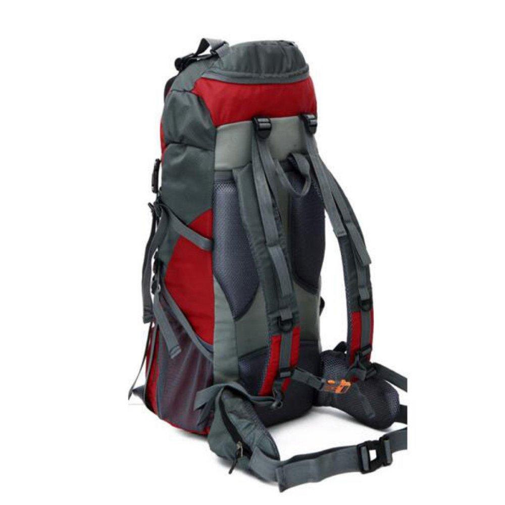 Snfgoij Snfgoij Snfgoij Mountain Bag Bergsteigen Camping Rucksack Für Frauen Große Kapazität 65  5L B07D7YJ5JC Trekkingruckscke Abgabepreis 6a5ded