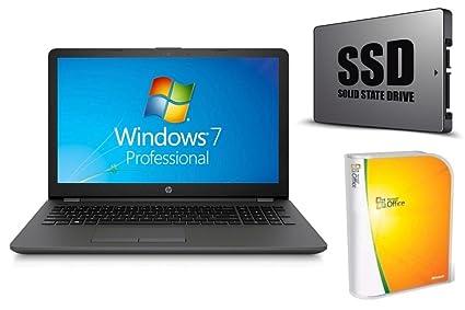 Portátil HP 255 G5 - Quad Core - 8 GB RAM - 128 GB SSD - Windows 7 ...