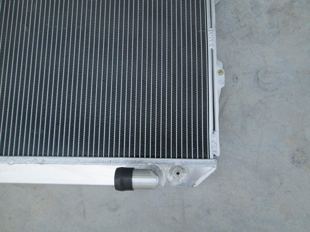 3 file radiatore in alluminio per HILUX LN106 LN111 diesel 1988-1997