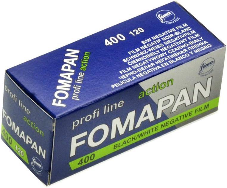 Foma Fomapan 400ISO película Negativa en Blanco y Negro, 35mm, 36exposiciones