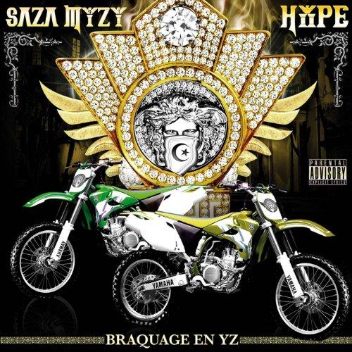 album sazamyzy braquage en yz