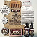 Beardsman's Bundle: Beard Care & Mustache Styling Kit (Zen Musk)