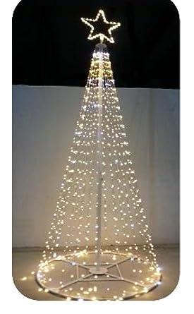 Außendekoration Weihnachten.Amazon De Gtr Baum Led Blau Für Außen Dekoration Weihnachten
