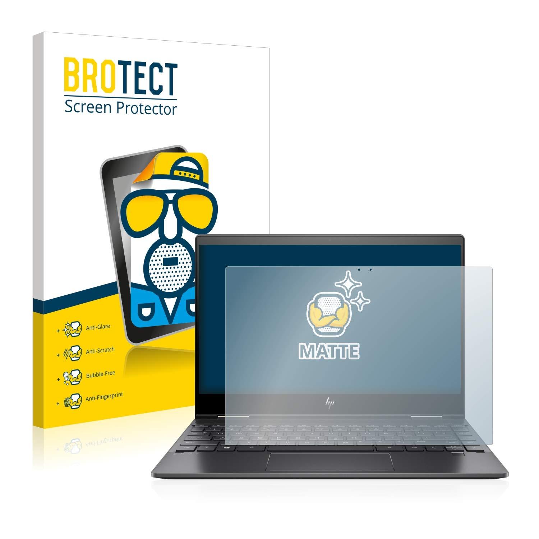 BROTECT Protector Pantalla Anti-Reflejos Compatible con HP Envy X360 13-ar0006ng Pelicula Mate Anti-Huellas