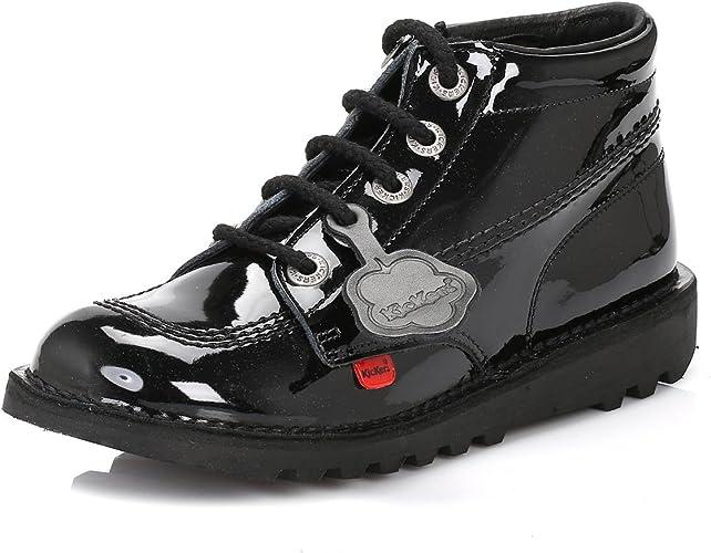 CORE School Boots/Shoes Black Patent